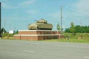 Fort Knox i Kentucky